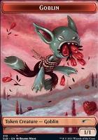 Secret Lair: Goblin Token (Foil)