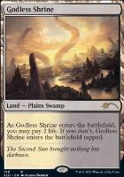 Secret Lair: Godless Shrine