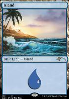 Secret Lair: Island (102 - Foil)