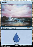 Secret Lair: Island (103 - Foil)