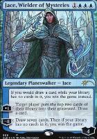 Secret Lair: Jace, Wielder of Mysteries (Foil)