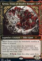 Secret Lair: Kroxa, Titan of Death's Hunger (Non-Foil)
