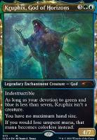 Secret Lair: Kruphix, God of Horizons (Foil)