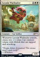 Secret Lair: Leonin Warleader (Foil)
