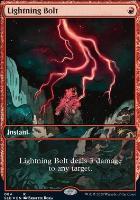 Secret Lair: Lightning Bolt (084 - Foil)