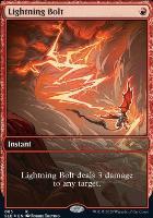 Secret Lair: Lightning Bolt (085 - Foil)
