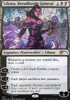 Secret Lair: Liliana, Dreadhorde General (Foil)