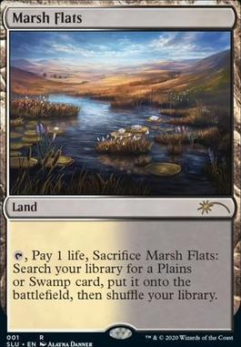 Marsh Flats   Secret Lair   Card Kingdom