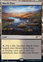 Secret Lair: Marsh Flats