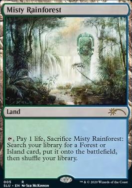 Misty Rainforest   Secret Lair   Card Kingdom