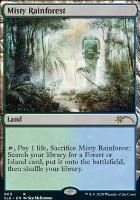 Secret Lair: Misty Rainforest