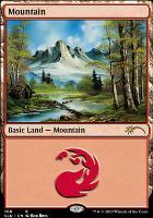 Secret Lair: Mountain (106 - Non-Foil)