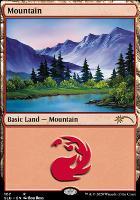 Secret Lair: Mountain (107 - Foil)