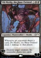 Secret Lair: Ob Nixilis, the Hate-Twisted (Foil)