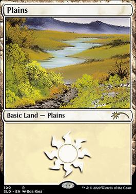 Secret Lair: Plains (100 - Foil)