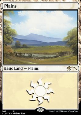 Secret Lair: Plains (101 - Foil)