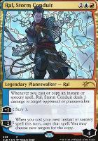 Secret Lair: Ral, Storm Conduit (Foil)