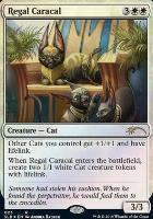 Secret Lair: Regal Caracal (Foil)