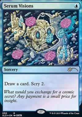 Secret Lair: Serum Visions (030 - DXTR Foil)