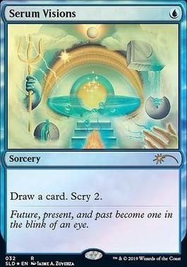 Secret Lair: Serum Visions (032 - Zuverza Foil)