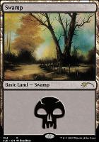 Secret Lair: Swamp (104 - Foil)