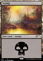 Secret Lair: Swamp (105 - Foil)