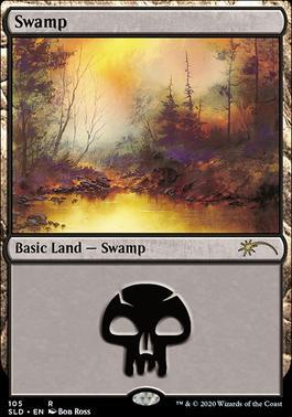 Secret Lair: Swamp (105 - Non-Foil)