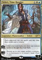 Secret Lair: Teferi, Time Raveler (Foil)