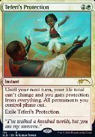 Secret Lair: Teferi's Protection (Foil)
