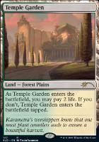 Secret Lair: Temple Garden