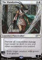 Secret Lair: The Wanderer (Foil)