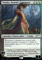 Secret Lair: Vraska, Swarm's Eminence (Foil)