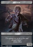 Secret Lair: Walker Token // Walker Token (150 // 151 - Foil)