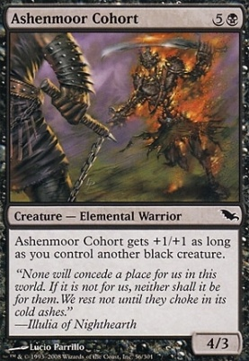 Shadowmoor: Ashenmoor Cohort
