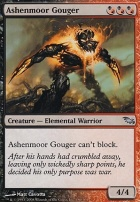 Shadowmoor: Ashenmoor Gouger