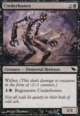 Shadowmoor: Cinderbones