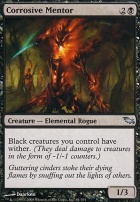 Shadowmoor: Corrosive Mentor