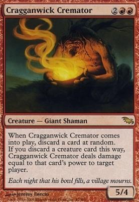 Shadowmoor: Cragganwick Cremator