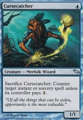 Shadowmoor Foil: Cursecatcher