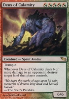 Shadowmoor Foil: Deus of Calamity