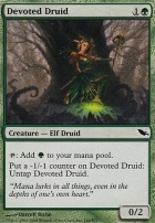 Shadowmoor: Devoted Druid