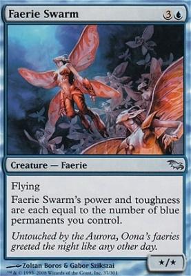 Shadowmoor: Faerie Swarm