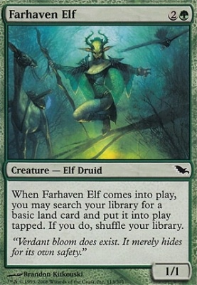 Shadowmoor: Farhaven Elf