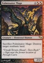 Shadowmoor: Fulminator Mage