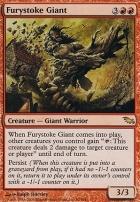 Shadowmoor: Furystoke Giant
