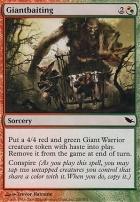Shadowmoor: Giantbaiting