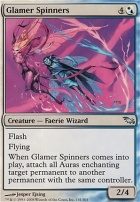 Shadowmoor: Glamer Spinners