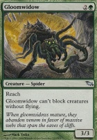 Shadowmoor Foil: Gloomwidow