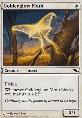 Shadowmoor: Goldenglow Moth