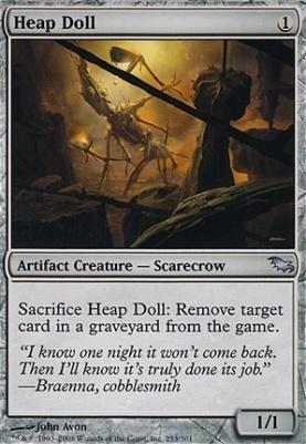 Shadowmoor: Heap Doll